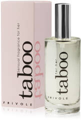 "TABOO SENSUAL FRAGRANCE FOR HER ""FRIVOLE"" – ПАРФЮМ ДЛЯ ЖЕНЩИН 50мл - 80478787"